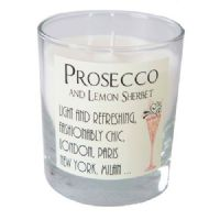 Dekassa Prosecco And Lemon Sherbet Candle